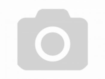 Простыня на резинке Colors детская фиолетовая